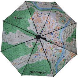 Städteschirm Baden