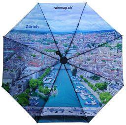 Panoramaschirm Zürich 2