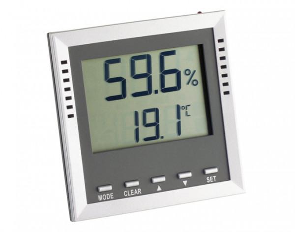 Thermo-Hygrometer Klima Guard 106x24x106mm TFA 30.5010