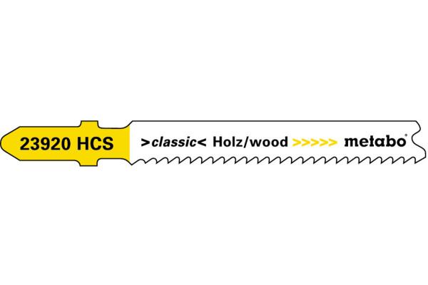 5 Stichs.-blätter T119B/HCS/Prog Holz/fein 2-15mm