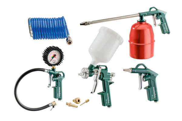 LPZ 7 Set Druckluft-Werkzeugsets