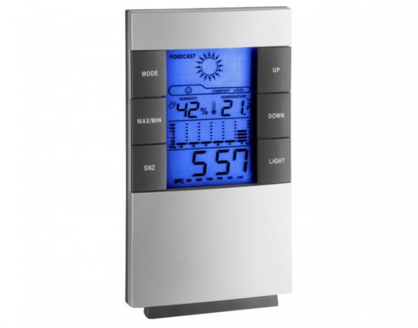 Wetterstation elektronisch 80x20x135mm TFA 35.1087
