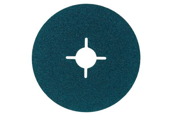 Fiberscheibe Zirkonkorund 180mm P36