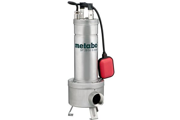 SP 28-50 S Inox Bau- und Schmutzwasserpumpe