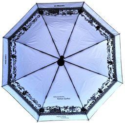 Schirm Scherenschnitt 1