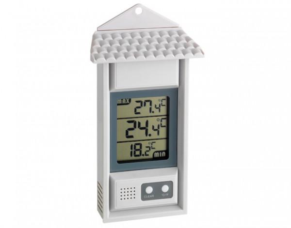 Thermometer Maxi-Mini digital 81x30x150mm TFA 30.1039