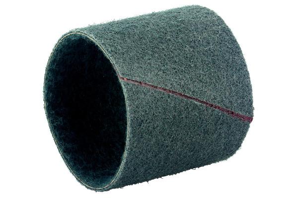 2 Vlies-Schleifhülsen 90 x 100 mm, fein
