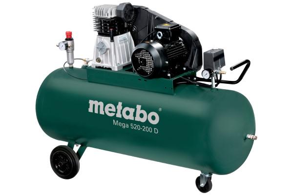 Mega 520-200 D Kompressor Mega